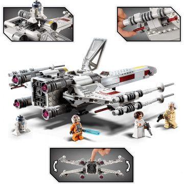 LEGO Star Wars: Luke Skywalker X-szárnyú vadászgépe 75301 - . kép
