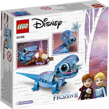 LEGO Disney Princess: Bruni, a szalamandra 43186 - . kép