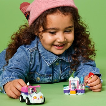 LEGO Friends: Macskaápoló autó 41439 - . kép