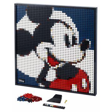LEGO ART: Disney's Mickey Mouse 31202 - . kép