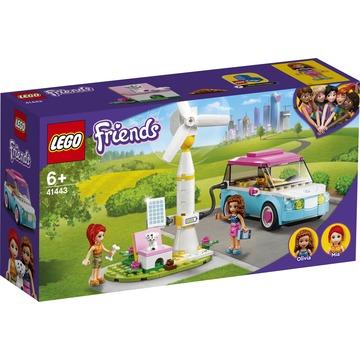 LEGO Friends: Mașina electrică a Oliviei 41443 - .foto
