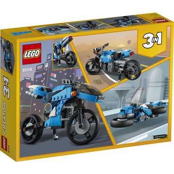LEGO Creator: Szupermotor 31114 - . kép