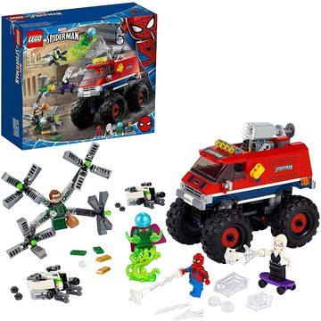 LEGO Super Heroes: Pókember monster truckja vs. Mysterio 76174