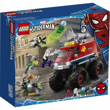 LEGO Super Heroes: Pókember monster truckja vs. Mysterio 76174 - . kép