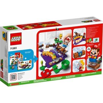 LEGO Super Mario: Wiggler Mérgező mocsara kiegészítő szett 71383 - . kép