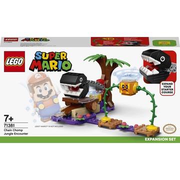 LEGO Super Mario: Chain Chomp Találkozás a dzsungelben kiegészítő szett 71381 - . kép