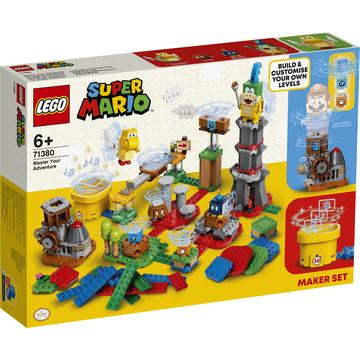 LEGO Super Mario: Kalandmester készítő 71380 - . kép