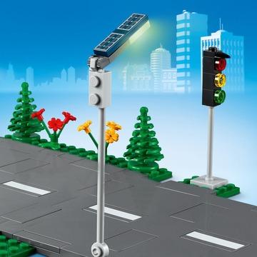 LEGO City: Plăci de drum 60304 - .foto