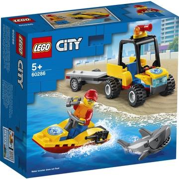 LEGO City: Great Vehicles Tengerparti mentő ATV jármű 60286 - . kép