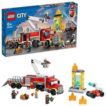 LEGO City: Fire Tűzvédelmi egység 60282