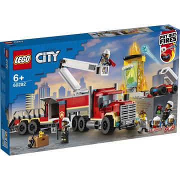 LEGO City: Fire Tűzvédelmi egység 60282 - . kép