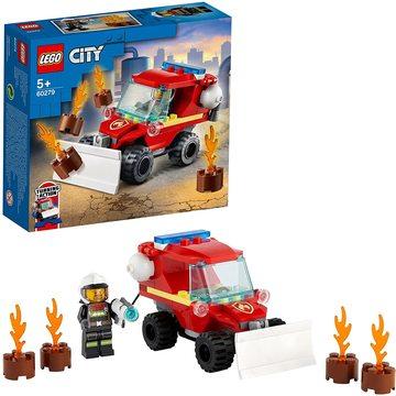 LEGO City: Fire Tűzoltóautó 60279