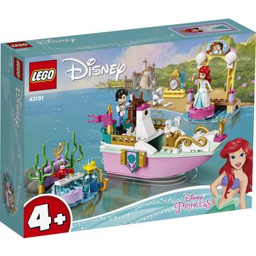LEGO Disney Princess: Ariel ünnepi hajója 43191 - . kép