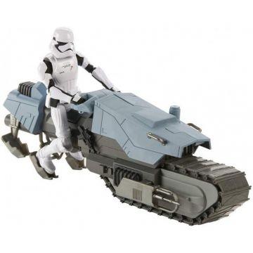 Star Wars: Első Rend szállítójármű figurával - . kép