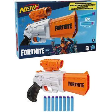 Nerf: Fortnite SR szivacslövő fegyver