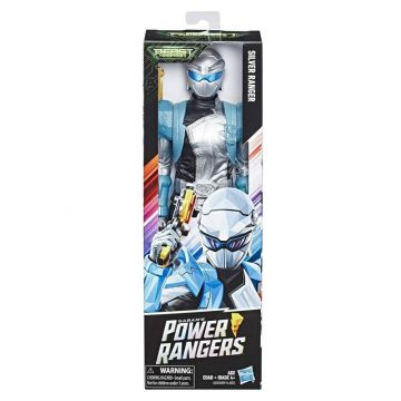 Power Rangers - ezüst