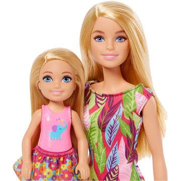 Barbie The Lost Birthday - Set de joacă Barbie și Chelsea - .foto