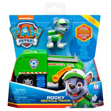 Mancs Őrjárat: Alapjármű - Rocky