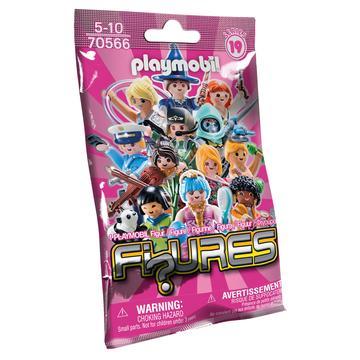 Playmobil: pachet surpriză fetișcană seria 19 - 70566