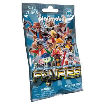 Playmobil: 19. széria - meglepetésfigura - fiús 70565