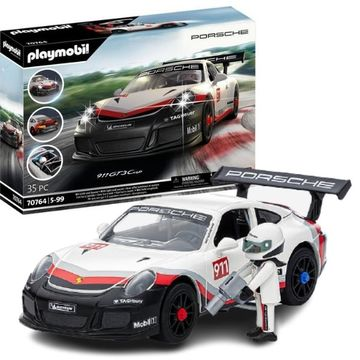Playmobil: Porsche 911 GT3 Cup 70764