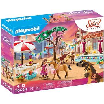 Playmobil Szilaj: Fesztivál Miradero-ban 70694 - . kép