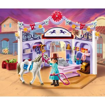 Playmobil Szilaj: Lovasbolt 70695 - . kép