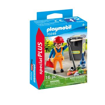 Playmobil: Utcaseprő 70249
