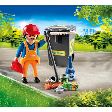 Playmobil: Utcaseprő 70249 - . kép