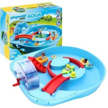 Playmobil Aqua: Csibb csobb vízipark 70267