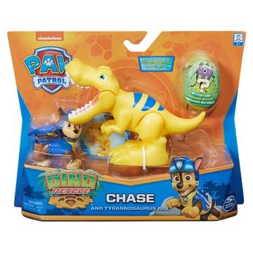 Mancs Őrjárat: Dino rescue - Chase és a Tyrannosaurus Rex