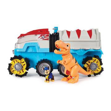 Mancs Őrjárat: Dino rescue - csapat jármű
