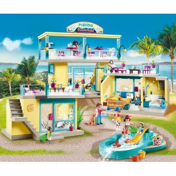 Playmobil: Tengerparti hotel 70434 - . kép