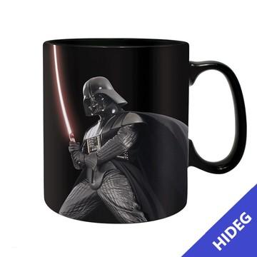 Star Wars: Darth Vader hőre változó bögre - 460 ml - . kép