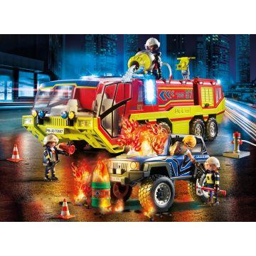 Playmobil: Pompierii în misiune 70557 - .foto
