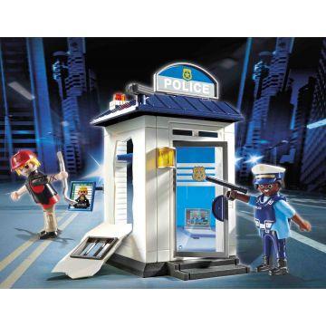 Playmobil: Rendőrség kezdő készlet 70498 - . kép