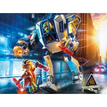 Playmobil: Rendőr-robot - Különleges bevetés 70571 - . kép