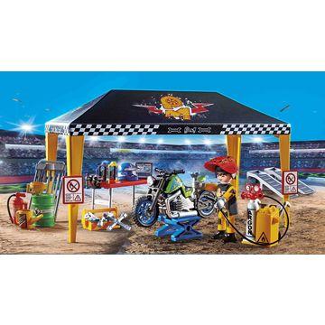 Playmobil: Szervizsátor 70552 - . kép