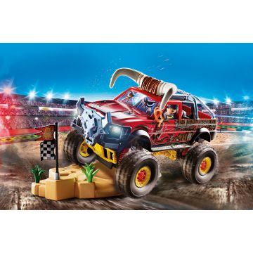 Playmobil: Monster Truck: Bika 70549 - . kép