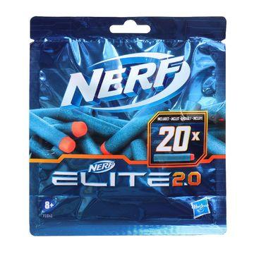 Nerf: Elite töltény utántöltő 20 darab - . kép
