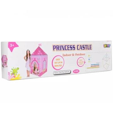 Iplay: Cort de joacă Castelul prințesei - .foto