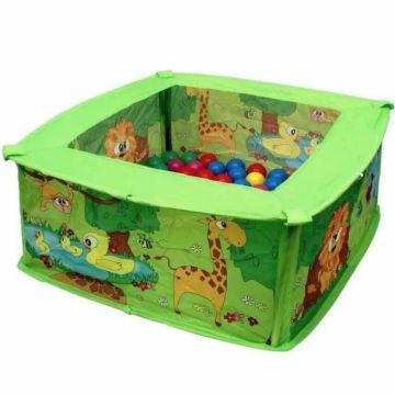 Iplay: Bazin pentru copii cu 50 de mingiuțe