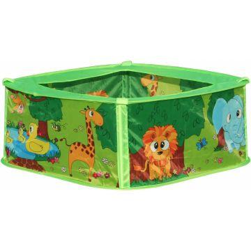 Iplay: Bazin pentru copii cu 50 de mingiuțe - .foto