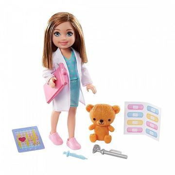 Barbie: Chelsea karrierbaba - orvos