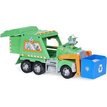 Mancs Őrjárat: Rocky újrahasznosító járműve