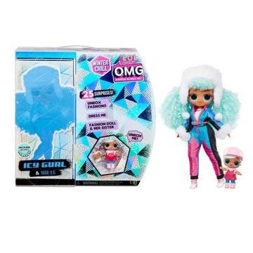 L.O.L. Surprise: OMG divatbaba - Icy Gurl & Brrr B.B.