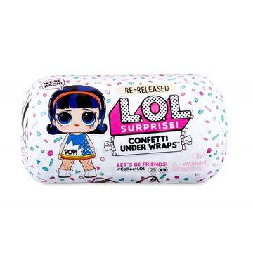 L.O.L. Surprise: Confetti Under Wraps meglepetés baba
