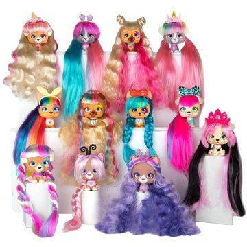 VIP Pets: Cățeluș cu coafură fabuloasă - figurină surpriză - .foto