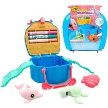 Crayola Washimals: Óceán állatkák játékszett