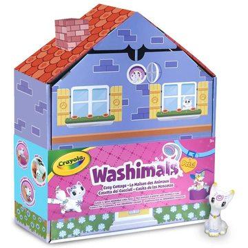Crayola Washimals: Hangulatos házikó játékszett - . kép